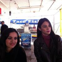Photo taken at Fullenio's Taco Fish by Luis Ernesto D. on 2/22/2013