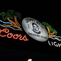 Photo taken at Sloppy Joe's On The Beach by Jan D. on 12/26/2012