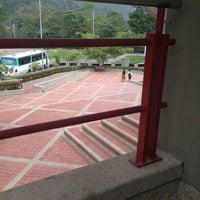 Photo taken at Universidad Pontificia Bolivariana - Seccional Bucaramanga by Ivan P. on 3/14/2013