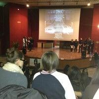 Photo taken at ITT Artemisia Gentileschi by Luca B. on 1/26/2013