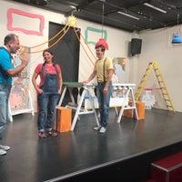 """10/18/2017 tarihinde Cennet A.ziyaretçi tarafından Tiyatro """"MAVRA""""'de çekilen fotoğraf"""