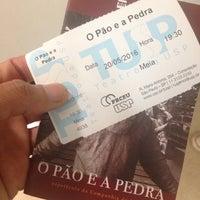Foto tirada no(a) Teatro da Universidade de São Paulo (TUSP) por Alessandro M. em 5/20/2016