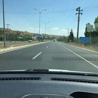 Photo taken at Kaman - Kırşehir Yolu by Orhan on 8/7/2017