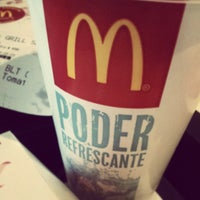 Photo taken at McDonald's by Rúben F. on 3/20/2013