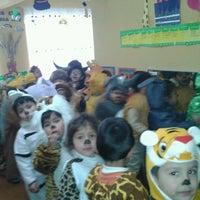 Photo taken at jardin viva los niños by Benja O. on 7/3/2013
