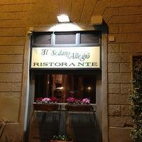 Foto scattata a Il Sedano Allegro da Antonello P. il 4/15/2013