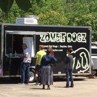 Photo taken at Zombie Dogz by Douglas F. on 7/31/2015