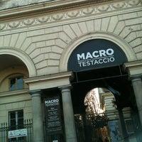 Foto scattata a MACRO Testaccio da Fabrizio L. il 1/5/2013