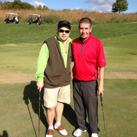 Photo taken at Winghaven Country Club by William M. on 10/18/2014