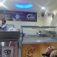Photo taken at Café Crème by Gaurav M. on 7/11/2013