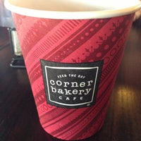 Photo taken at Corner Bakery by Cuneyd K. on 1/13/2013