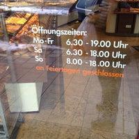 รูปภาพถ่ายที่ Bäcker Trölsch โดย Nick M. เมื่อ 1/20/2013