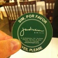 Photo taken at Jardineira Grill by Juan B. on 11/17/2011