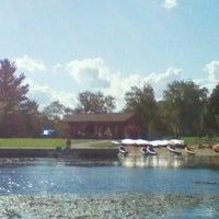Photo taken at Stony Creek Kayak/Canoe Rental by Tammy V. on 8/21/2011