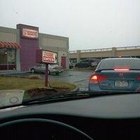 Photo taken at Dunkin Donuts by Katrina V. on 1/27/2012