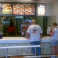 Photo taken at Burger King by Joe W. on 9/10/2011