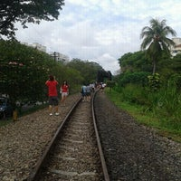 Photo taken at Rifle Range Road Railway Trackbed by Jackson Lee S. on 7/16/2011