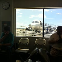 Photo taken at jetBlue Terminal by Esther C. on 6/6/2011