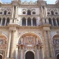 Foto tomada en Catedral de Málaga por Está en tu Mundo B. el 9/25/2011