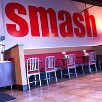 Photo taken at Smashburger by Vince B. on 1/31/2012