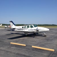 Photo taken at Georgetown County Airport (GGE) by Jonathan C. on 6/28/2012