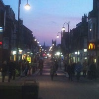 Photo taken at Newgate Street by Steve N. on 11/12/2011