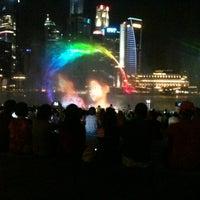 Das Foto wurde bei Wonder Full (Light & Water Show) von RedDragO💋Sasha am 1/24/2012 aufgenommen