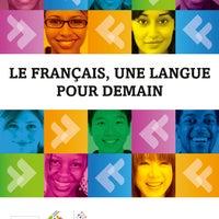 Photo taken at Paris Expo Porte de Versailles by TV5MONDE on 1/31/2012