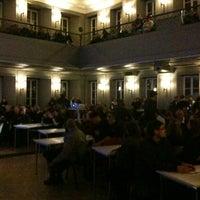 Photo taken at Haus der Wissenschaft | TU BS by Stephan R. on 2/26/2011