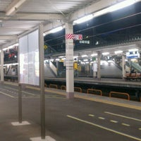 Photo taken at Toyama Station by Juner C. on 10/9/2011