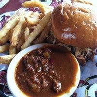 Photo taken at Cheli's Chili Bar by Gwynneth on 9/3/2012