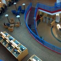 Photo taken at CMU Park Library by Matt M. on 9/26/2011
