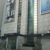 Photo taken at Dongdaemun Market by sonya on 11/19/2011