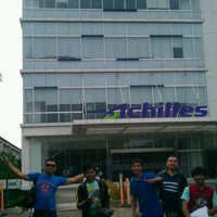 Photo taken at Wisma Achilles by Muhammad A. on 5/22/2012