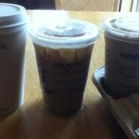 Photo taken at Starbucks by Megan on 6/11/2012