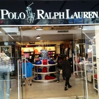 Photo taken at Polo Ralph Lauren by Libor N. on 9/9/2017