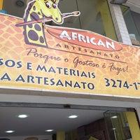 Photo taken at African Artesanato by Priscila B. on 6/13/2013