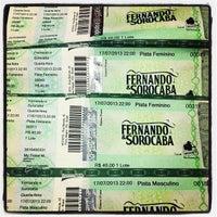 Foto tirada no(a) My Ticket por Débora T. em 7/4/2013