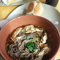 Photo taken at Panera Bread by Edna L. on 1/18/2015