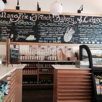 7/30/2014 tarihinde Doña T.ziyaretçi tarafından La Boulangerie'de çekilen fotoğraf