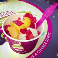 Photo taken at Menchies by Haley M. on 1/12/2013