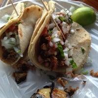 """Photo taken at Tacos """"El Cuñadito"""" by Francisco B. on 8/18/2013"""