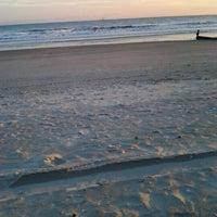 Photo taken at walking on tha beach by Jason S. on 12/29/2012