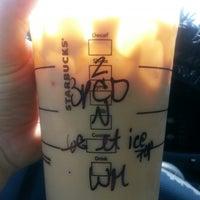 Photo taken at Starbucks by Tabithia S. on 7/3/2013