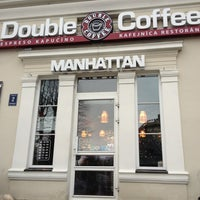 Photo taken at Manhattan Double Coffee by Sergey L. on 12/31/2012