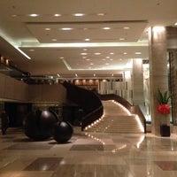 Photo taken at New World Makati Hotel by Shu Kok W. on 8/25/2013