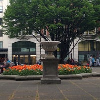 Photo taken at Golden Square by Julia . on 5/5/2013