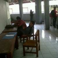 Photo taken at Ruang Dosen Informatika Gd. E lt. 3 FSM Undip by Denny H. on 2/12/2013
