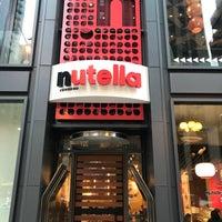 Photo taken at Nutella Cafe by jim k. on 11/15/2017