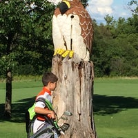 Photo taken at Hawks View Country Club by jim k. on 8/21/2016